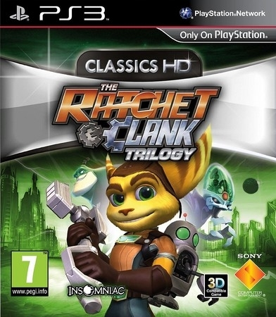 The Ratchet & Clank / Ratchet and Clank Trilogy / HD Collection (PS3)