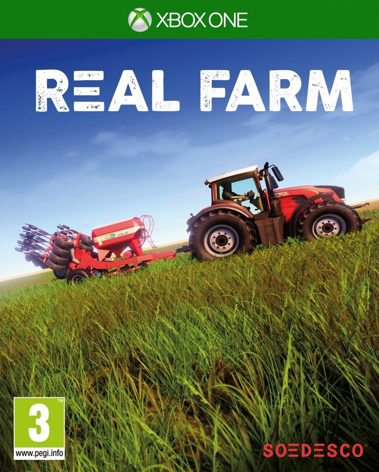Real Farm PL (Xbox One)