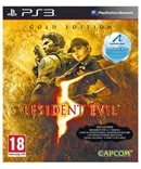Resident Evil 5 Gold: Move Edition PS3