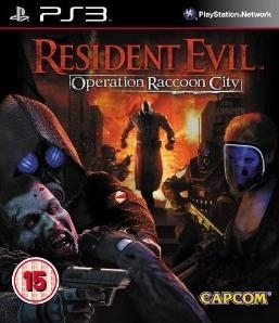Resident Evil: Operation Raccoon City PL/ENG (PS3)