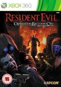 Resident Evil: Operation Raccoon City PL/ENG (Xbox 360)