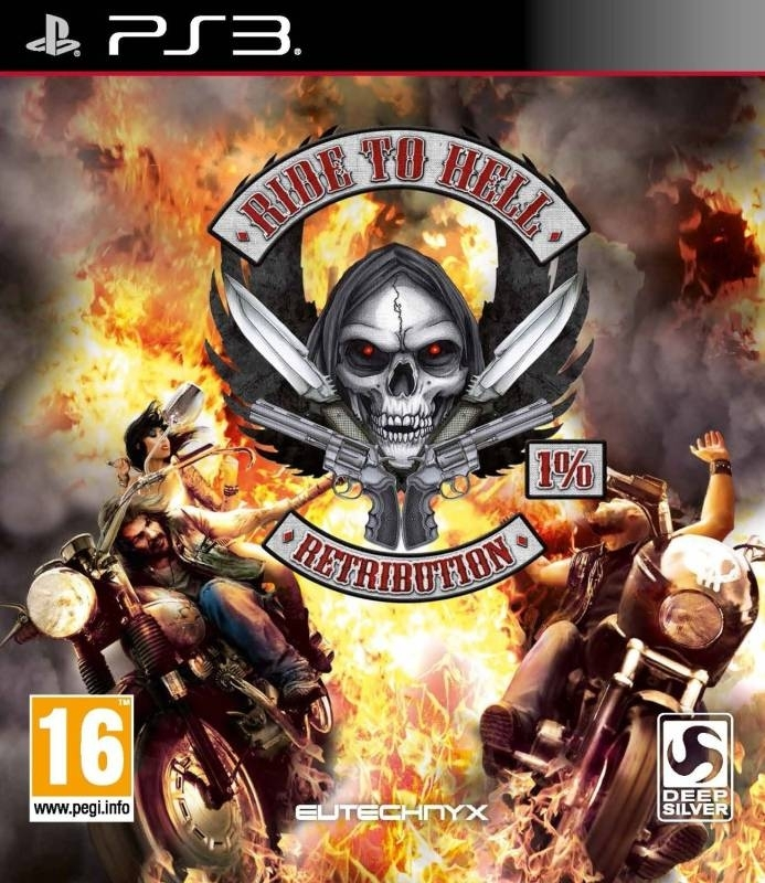 Ride to Hell Retribution (PS3)