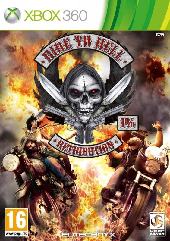 Ride to Hell Retribution (Xbox 360)