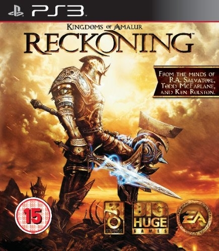 Kingdoms of Amalur: Reckoning (PS3)