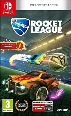 Rocket League Collectors Edition  Nintendo Switch