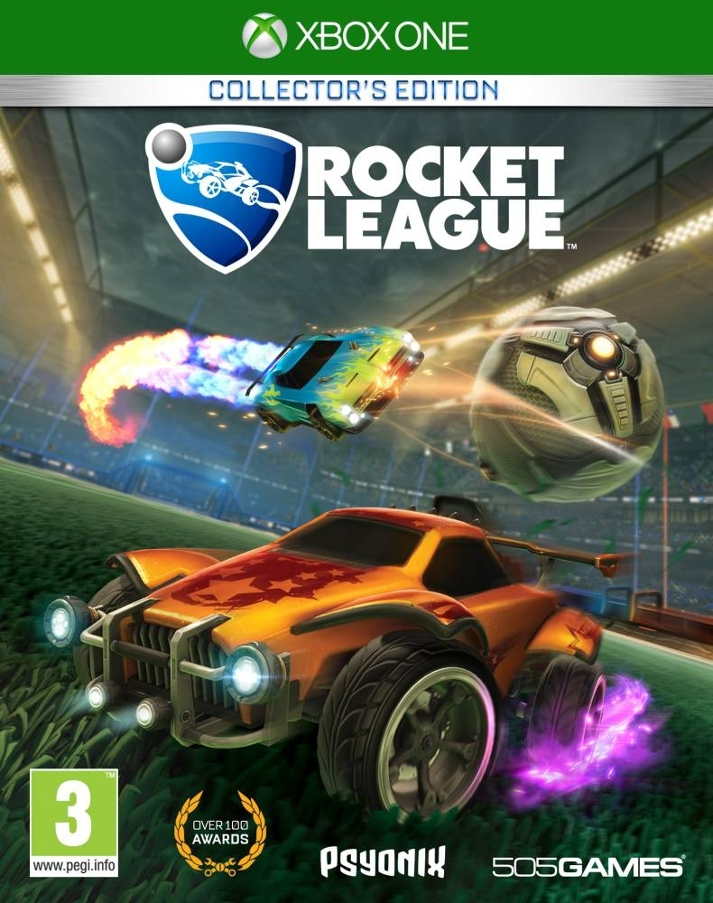 Rocket League Collectors Edition  (Xbox One)