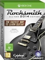 Rocksmith 2014 + Kabel (Xbox One)