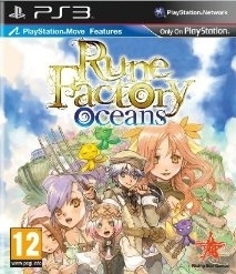 Rune Factory Oceans Move (PS3)