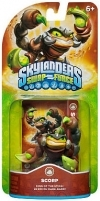 Figurka Skylanders Swap Force - SCORP (PS3, Xbox 360, WiiU, Wii, 3DS)