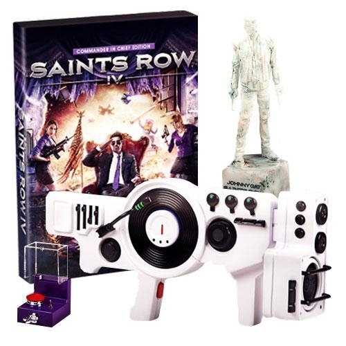 Saints Row IV Super Dangerous Wub Wub Edition (PS3)