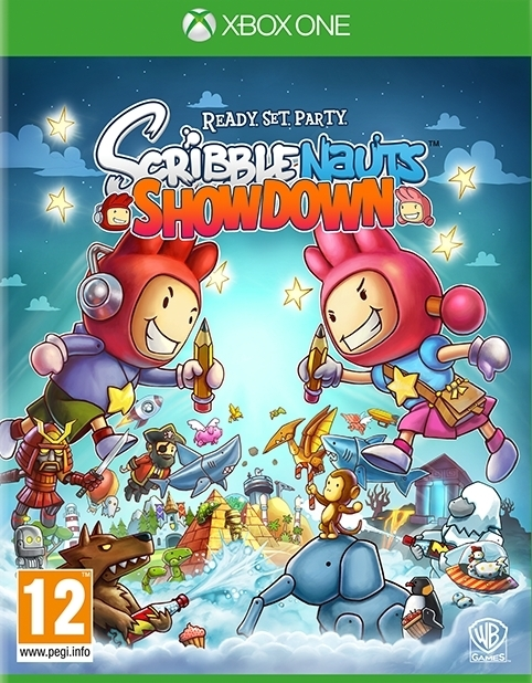 Scribblenauts Showdown (Xbox One)