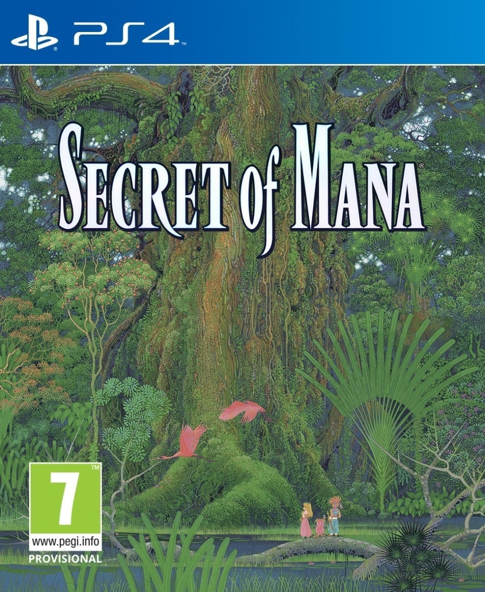 Secret of Mana (PS4)