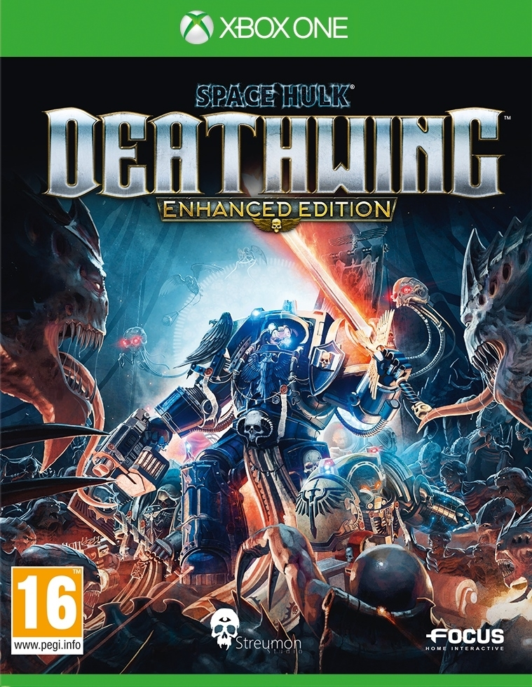 Space Hulk Deathwing Enhanced Edition (Xbox One)