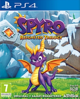 Spyro Reignited Trilogy (PS4)