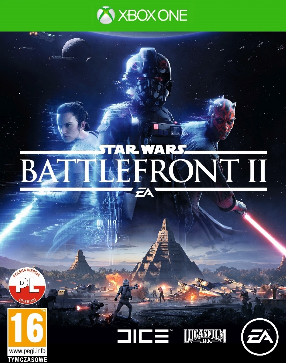 Star Wars Battlefront 2 PL (Xbox One)