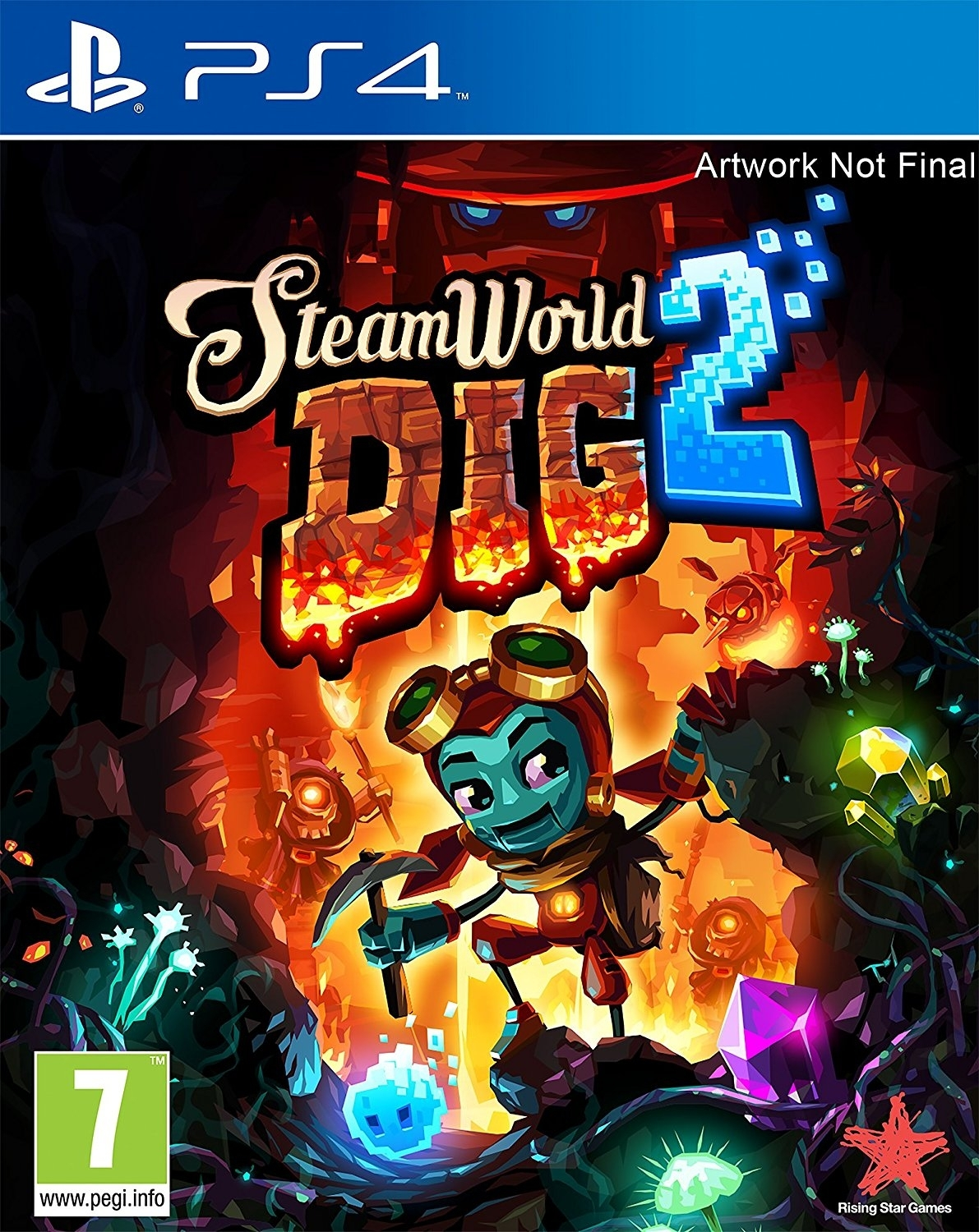SteamWorld Dig 2 (PS4)