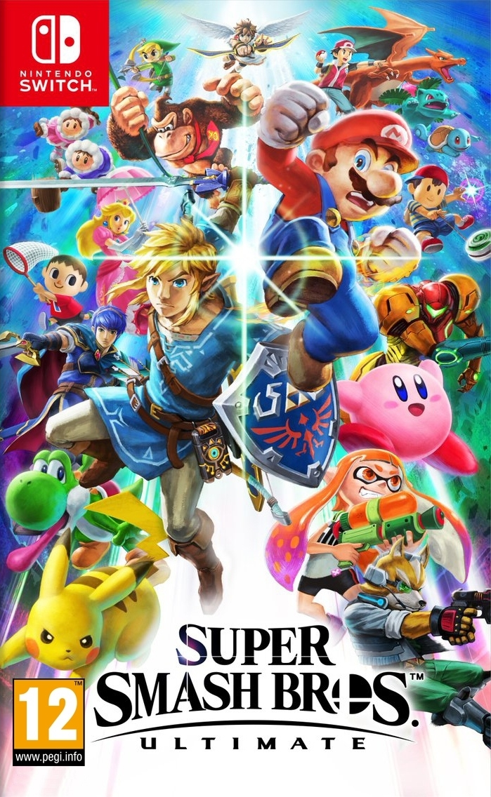 Super Smash Bros. Ultimate Nintendo Switch