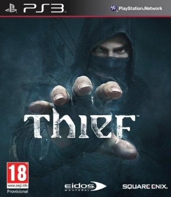 Thief Out of Shadows PL (PS3)