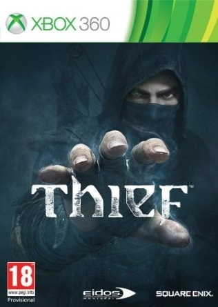 Thief Out of Shadows PL (Xbox 360)