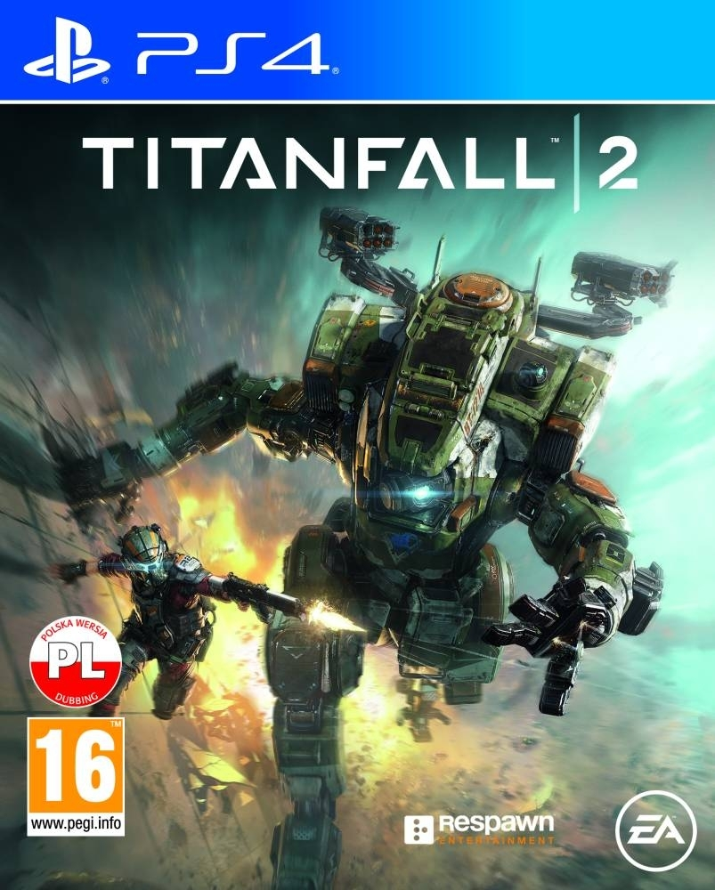 Titanfall 2 PL (PS4)