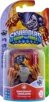 Figurka Skylandersf Swap Force - Terrafin (PS3, Xbox 360, WiiU, Wii, 3DS)