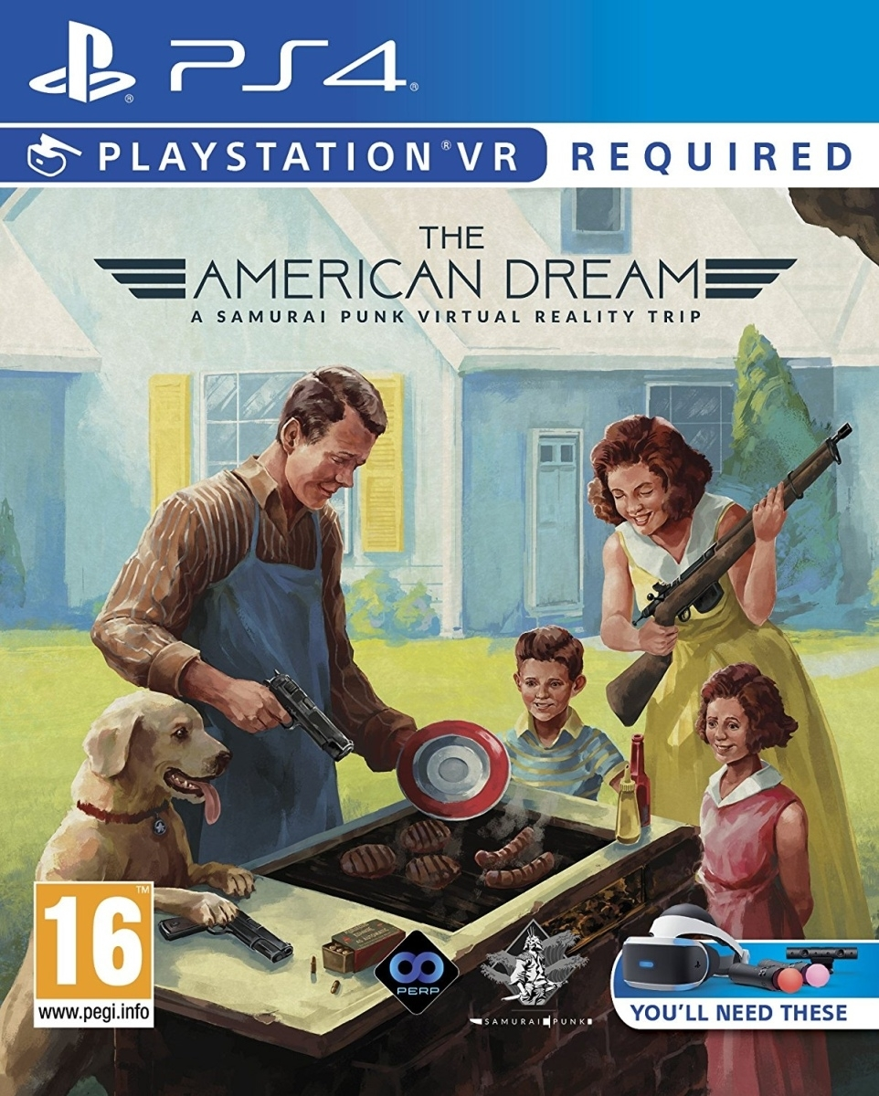 The American Dream VR (PS4)