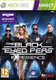 The Black Eyed Peas Experience Kinect (Xbox 360)