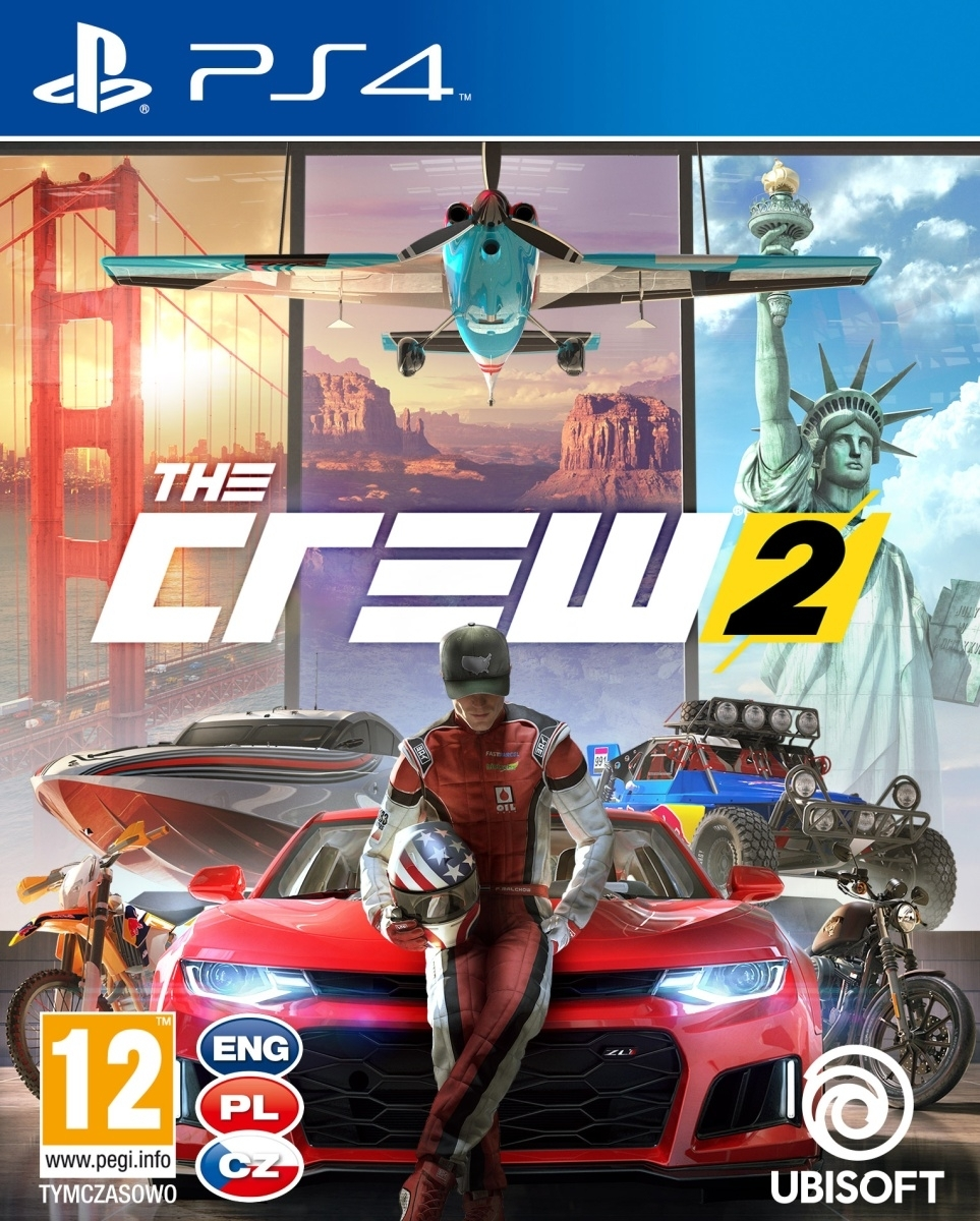 The Crew 2 PL (PS4)