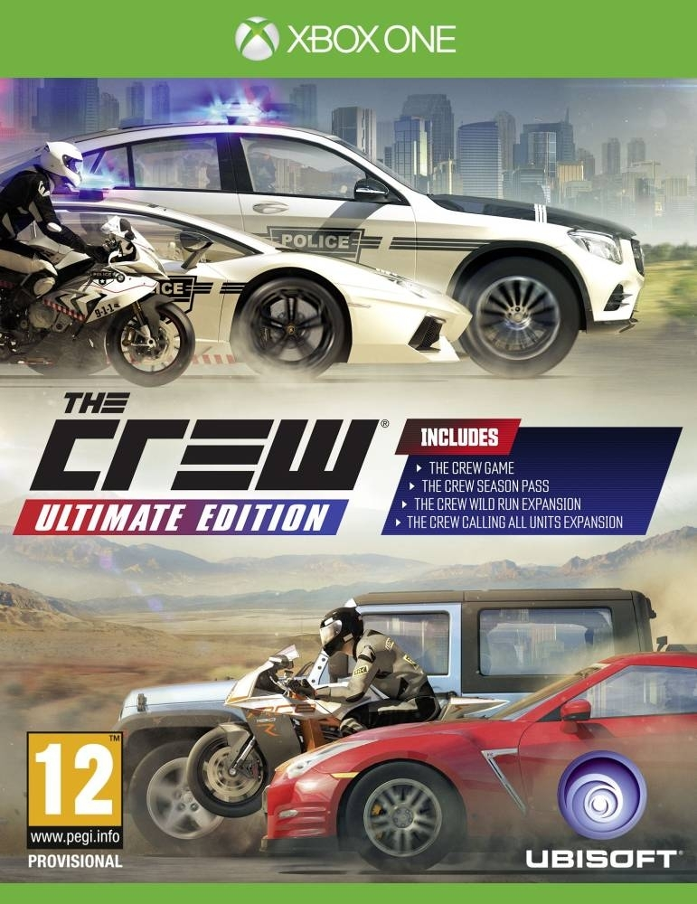 The Crew Ultimate Edition (Xbox One)