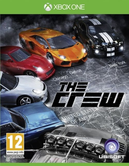 The Crew PL (Xbox One)