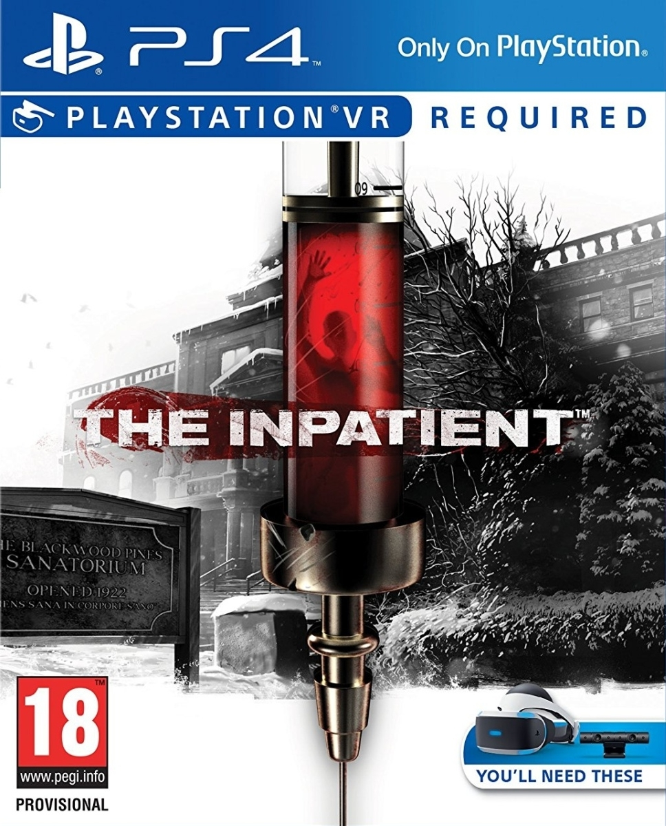 The Inpatient VR PL (PS4)