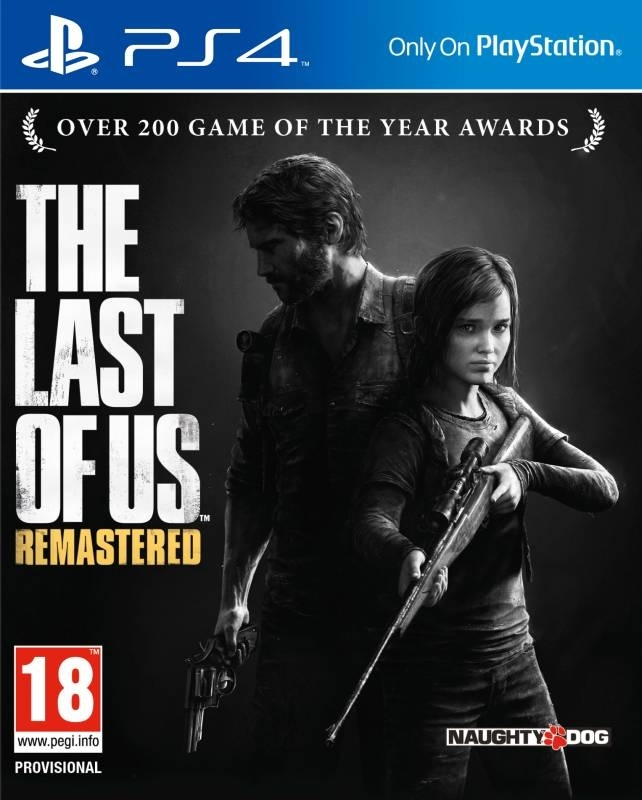The Last of Us Remastered PL + Left Behind (PS4)
