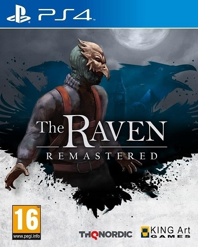 THE RAVEN HD REMASTERED PL (PS4)