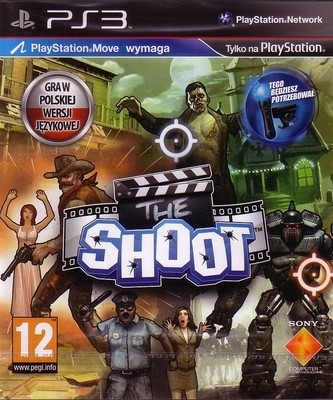 The Shoot Move (PS3)
