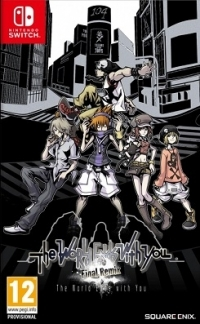 The World Ends with You Final Remix Nintendo Switch