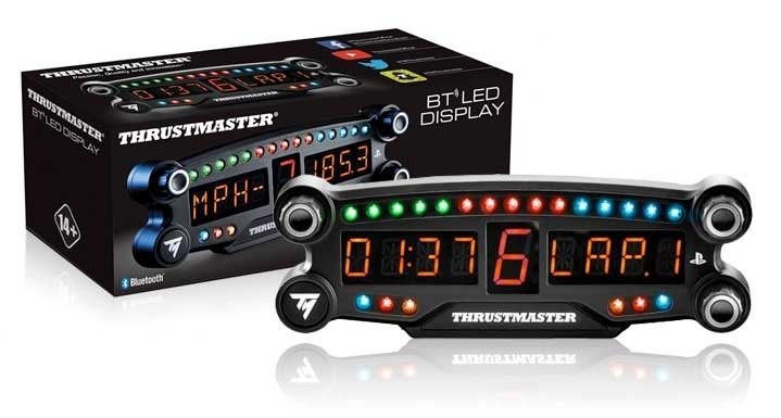 Wyświetlacz Thrustmaster BT LED DISPLAY (PS4)