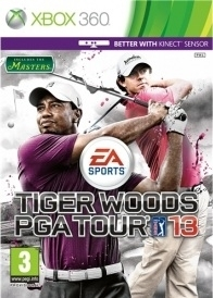 Tiger Woods PGA Tour 13 Kinect (Xbox 360)