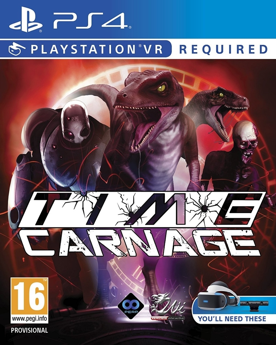 Time Carnage VR (PS4)