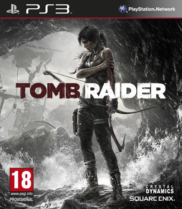 Tomb Raider PL (PS3)