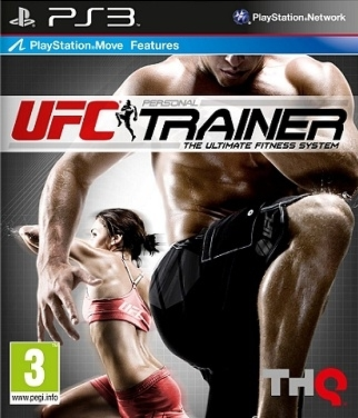 UFC Personal Trainer + Opaska Move (PS3)