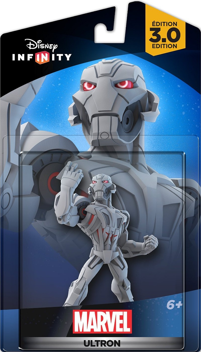Figurka Disney Infinity 3.0 Ultron (PS3, PS4, Xbox 360, Xbox One, WiiU, 3DS)