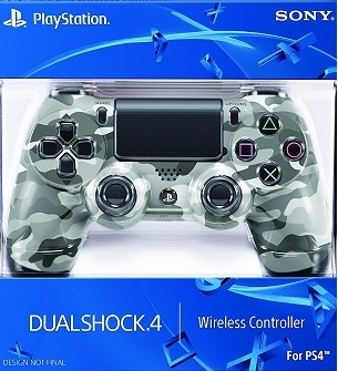 Pad Sony DualShock 4  - Urban Camouflage (PS4)