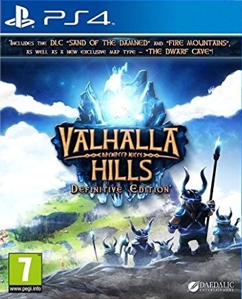 Valhalla Hills  Definitive Edition PL (PS4)