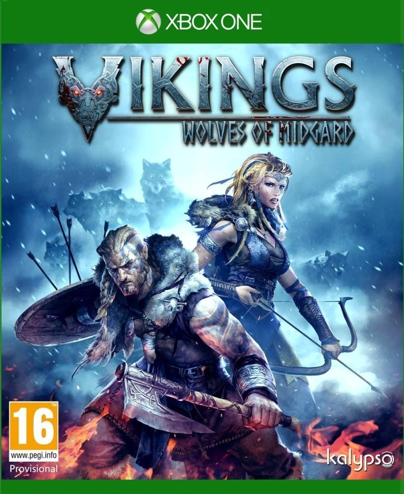 Vikings Wolves of Midgard PL (Xbox One)