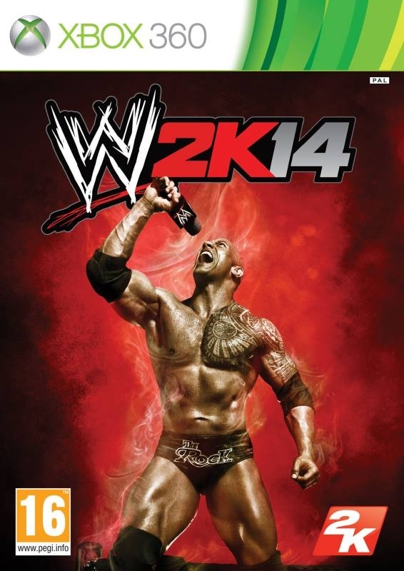 WWE 2K14: Ultimate Warrior Edition (Xbox 360)