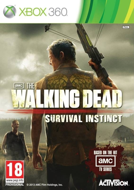 The Walking Dead Survival Instinct (Xbox 360)