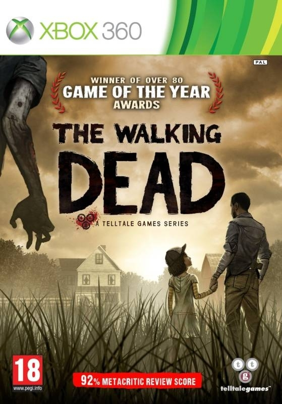 The Walking Dead (Xbox 360)