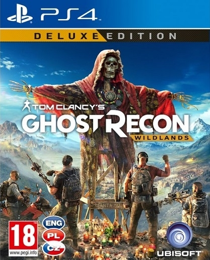 Tom Clancys Ghost Recon Wildlands Deluxe Edition PL (PS4)
