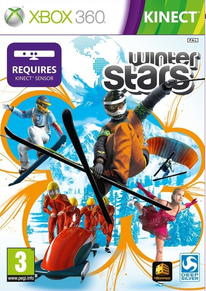 Winter Stars Kinect (Xbox 360)