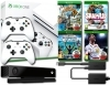 Konsola Xbox One S 1 TB + Kinect 2.0 + Adapter + Shape Up + Sunset Overdrive PL + Kinect Sports Rivals PL + Fifa 18 PL + Dodatkowy Pad